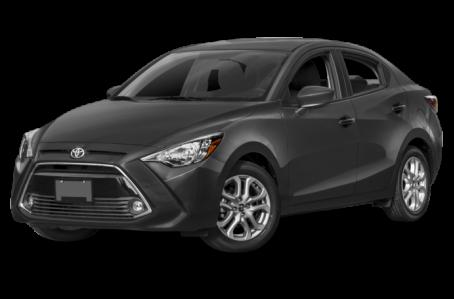 2017 Toyota Yaris iA Exterior