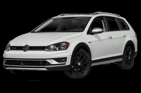 2017 Volkswagen Golf Alltrack Exterior