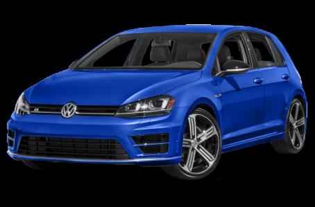 2017 Volkswagen Golf R Exterior