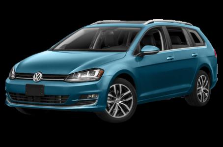 2017 Volkswagen Golf SportWagen Exterior