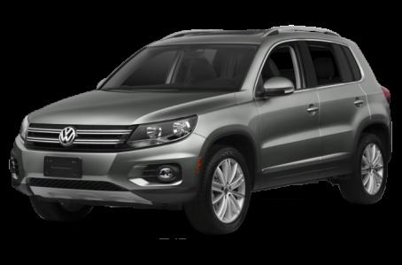 2017 Volkswagen Tiguan Limited Exterior
