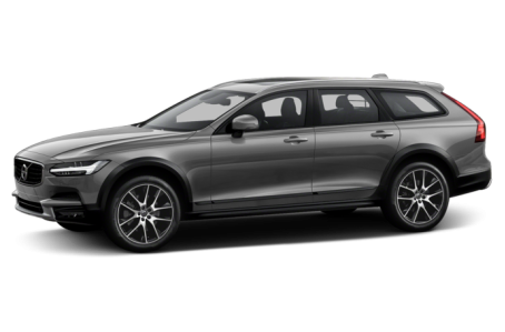 2017 Volvo V90 Cross Country Exterior