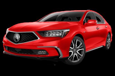 2018 Acura RLX Sport Hybrid Exterior