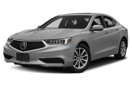 New 2018 Acura TLX Exterior