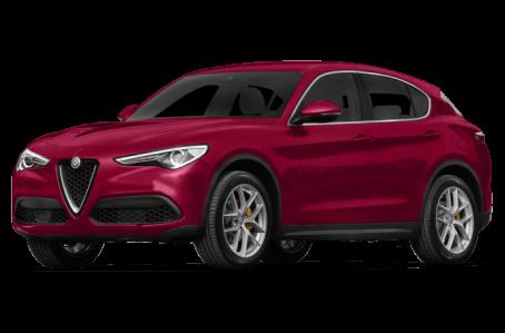 New 2018 Alfa Romeo Stelvio Exterior