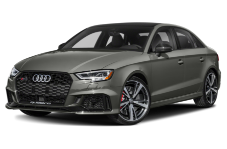 New 2018 Audi RS 3 Exterior