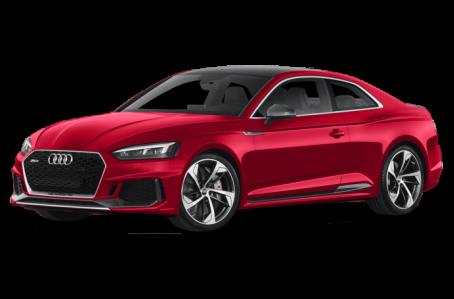 2018 Audi RS 5 Exterior