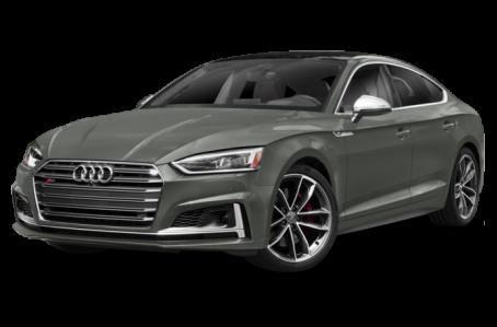 New 2018 Audi S5 Exterior