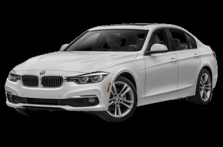 New 2018 BMW 328d Exterior