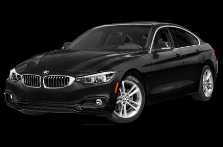 New 2018 BMW 430 Gran Coupe Exterior