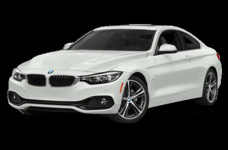 New 2018 BMW 430 Exterior