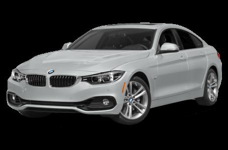2018 BMW 440 Gran Coupe Exterior