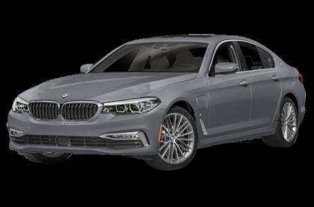 New 2018 BMW 530e Exterior