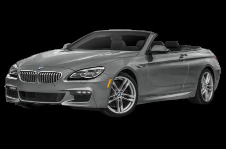 2018 BMW 650 Exterior