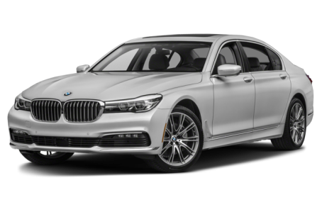 New 2018 BMW 740 Exterior