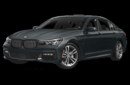 New 2018 BMW 740e Exterior
