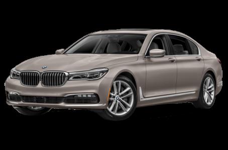 2018 BMW 750 Exterior