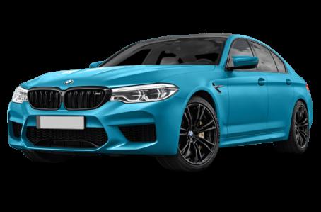 New 2018 BMW M5 Exterior