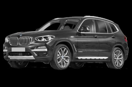 New 2018 BMW X3 Exterior