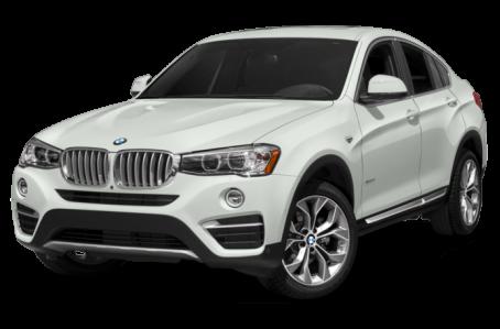 New 2018 BMW X4 Exterior