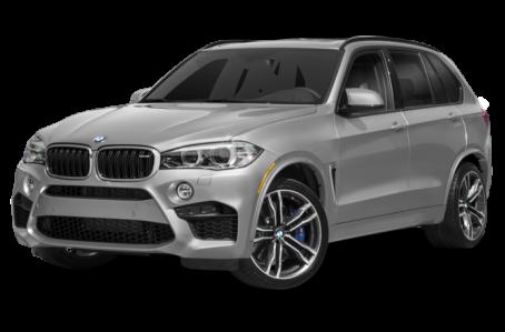 New 2018 BMW X5 M Exterior