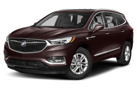 New 2018 Buick Enclave Exterior