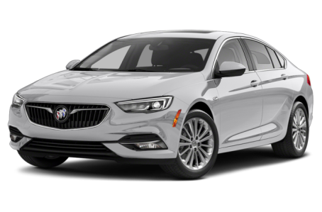 New 2018 Buick Regal Sportback Exterior