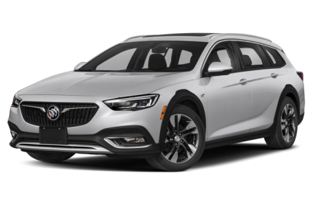 2018 Buick Regal TourX Exterior