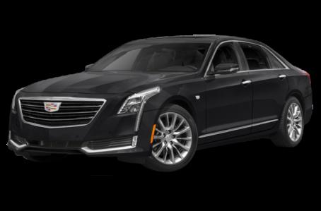 2018 Cadillac CT6 Exterior