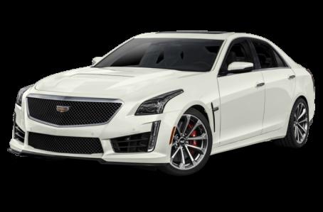 New 2018 Cadillac CTS-V Exterior