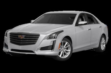 New 2018 Cadillac CTS Exterior