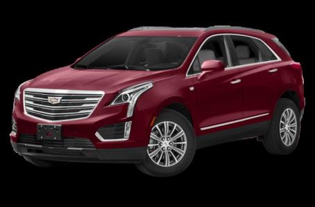New 2018 Cadillac XT5 Exterior