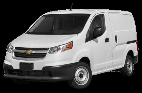 New 2018 Chevrolet City Express Exterior