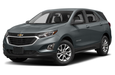 New 2018 Chevrolet Equinox Exterior