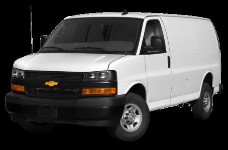 2018 Chevrolet Express 2500 Exterior