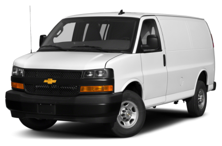 New 2018 Chevrolet Express 3500 Exterior