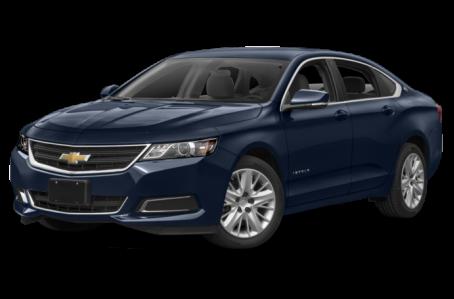 New 2018 Chevrolet Impala Exterior