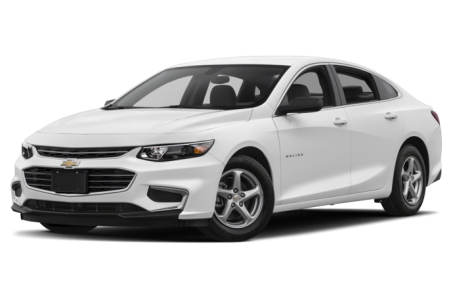 New 2018 Chevrolet Malibu Exterior