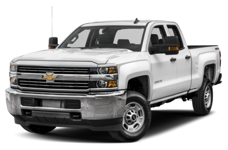 New 2018 Chevrolet Silverado 2500HD Exterior