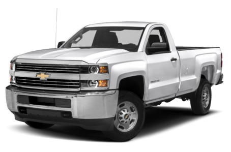 New 2018 Chevrolet Silverado 3500HD Exterior