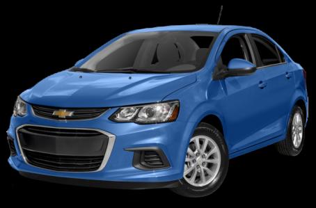 2018 Chevrolet Sonic Exterior