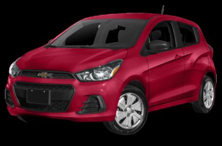 2018 Chevrolet Spark Exterior