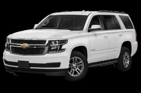New 2018 Chevrolet Tahoe Exterior