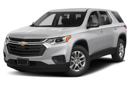New 2018 Chevrolet Traverse Exterior