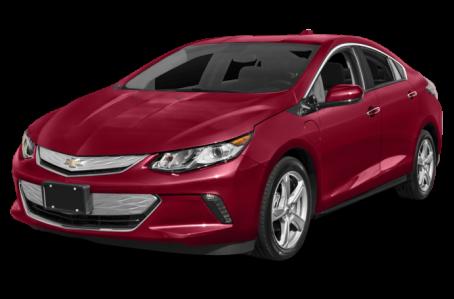 New 2018 Chevrolet Volt Exterior