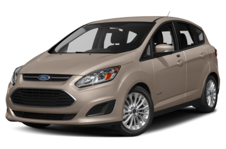 New 2018 Ford C-Max Hybrid Exterior