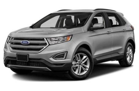 New 2018 Ford Edge Exterior