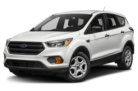 New 2018 Ford Escape Exterior