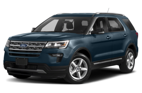 New 2018 Ford Explorer Exterior