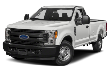 2018 Ford F-250 Exterior